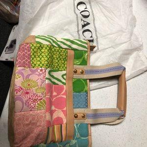 Coach handbag. Multiple colors